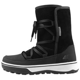 Chaussures d'hiver 4F W D4Z19-OBDH201 21S noir