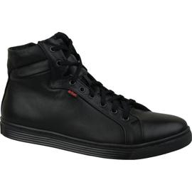 Chaussures Lee Cooper M LCJP-19-532-041 noir