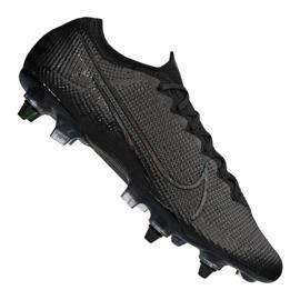 Nike Vapor 13 Elite SG-Pro Ac M AT7899-001 chaussures de football noir