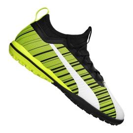 Puma One 5.3 Tt M 105648-03 chaussures de football jaune