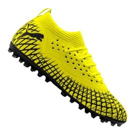 Chaussures de foot Puma Future 4.2 Netfit Mg M 105681-02 jaune