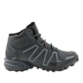 Chaussures de trekking isolées grises BN8810