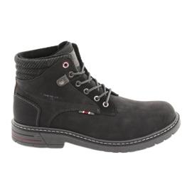 American Club Chaussure club américaine RH35 noire