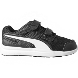 Puma Escaper Mesh V Inf Jr 190327 08 chaussures noir