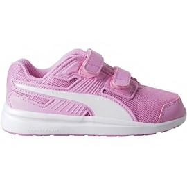 Puma Escaper Mesh V Inf Jr 190327 09 chaussures rose
