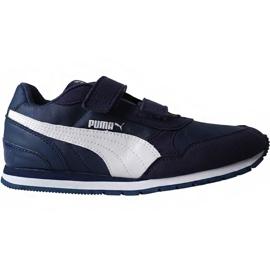 Puma St Runner v2 Nl V Ps Jr 365294 09 chaussures marine