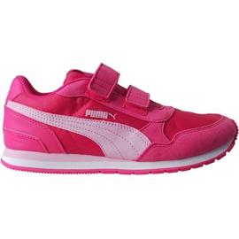 Puma St Runner v2 Nl V Ps Jr 365294 12 chaussures rose