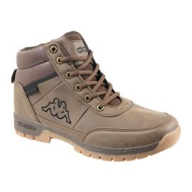Kappa Bright Mid Light M 242075-5050 chaussures brun