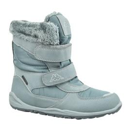 Bottes d'hiver Kappa Gurli Tex Jr 260728T-1615 gris