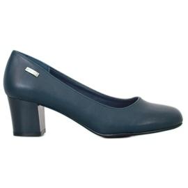 Sergio Leone Pompes confortables bleu