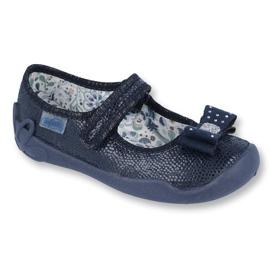 Befado chaussures pour enfants 114X362 marine