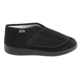 Chaussures Befado pour hommes 071M001 noir