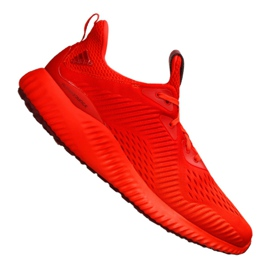 Adidas Alphabounce Em M BW1202 chaussures rouge