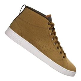 Chaussures Adidas Advantage Cl Mid Winter M BB9898 brun