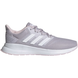 Chaussures Adidas W Runfalcon EE8166 pourpre