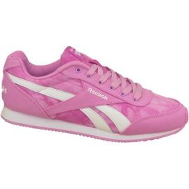Chaussures Reebok Royal Cl Jog 2GR W AQ9379 rose