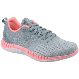 Chaussures Reebok Print Run Prime W BS8814 gris