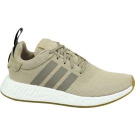 Adidas NMD R2 M BY9916 chaussures brun