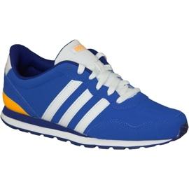 Chaussures Adidas V Jog Kids AW4835 bleu