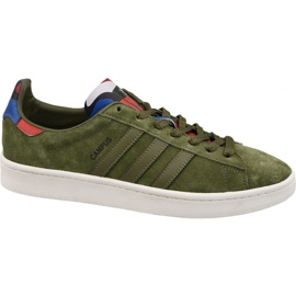 Adidas Campus M BB0077 chaussures vert
