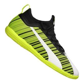 Puma One 5.3 It Ic M 105649-03 chaussures de football jaune