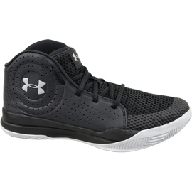 Chaussures Under Armour Gs Jet 2019 M 3022121-001 noir noir