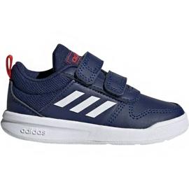 Adidas Tensaur I Jr EF1104 chaussures marine