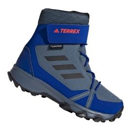 Chaussures Adidas Terrex Snow Cf Cp Cw Jr G26579
