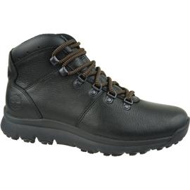 Chaussures Timberland World Hiker Mid M A211J noir