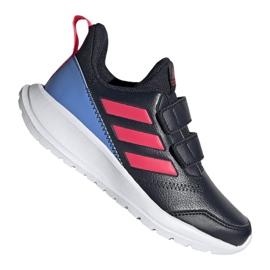 Chaussures Adidas Jr AltaRun Cf Jr G27230 noir