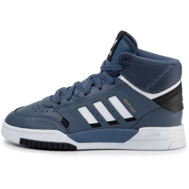 Chaussures Adidas Originals Drop Step Jr EE8757 marine