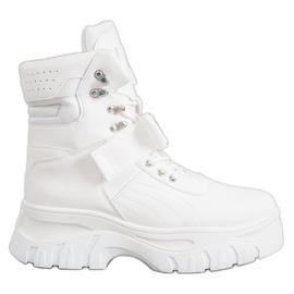 Seastar Bottes chaudes blanc