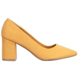 Seastar Escarpins élégants jaune