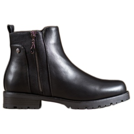 Gogo Bottines noires