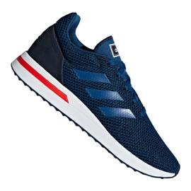 Adidas Run 70S M F34820 chaussures marine