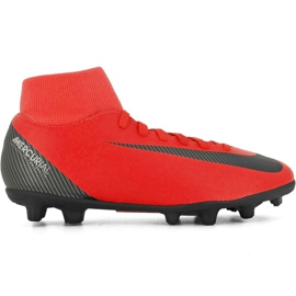 Chaussure de football Nike Mercurial Superfly 6 CR7 Mg M AJ3545 600 rouge