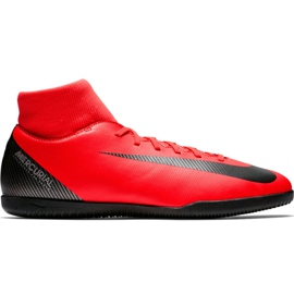 Chaussure de football Nike Mercurial Superfly X 6 Club CR7 Ic M AJ3569 600 rouge