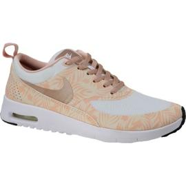 Chaussures Nike Air Max Thea Print Gs W 834320-100 brun