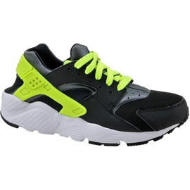 Nike Huarache Run Gs W 654275-017 chaussures