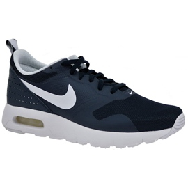 Nike Air Max Tavas Gs W 814443-402 chaussures marine