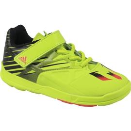 Chaussures Adidas Messi El IK Jr AF4052 jaune