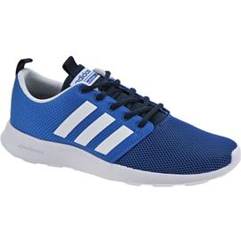 Chaussures Adidas Cloudfoam Swift M AW4155 bleu