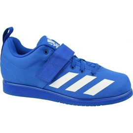 Adidas Powerlift 4 M BC0345 chaussures bleu