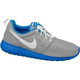 Nike Rosherun Gs W 599728-019 chaussures gris