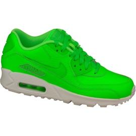 Nike Air Max 90 L Gs W 724821-300 chaussures vert