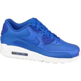 Nike Air Max 90 L Gs W 724821-402 chaussures marine