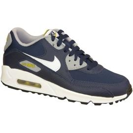 Nike Air Max 90 Gs W 307793-417 chaussures marine