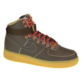 Chaussures Nike Air Force 1 High M 315121-203 brun