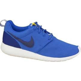 Nike Roshe One Gs W chaussures 599728-417 bleu