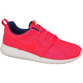 Nike Roshe One Moire W 819961-661 rouge